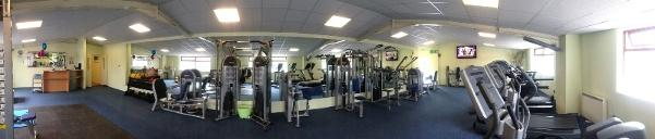 Gym at Dorset Country Holidays