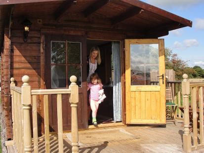 Country Cabin Glamping at Dorset Country Holidays