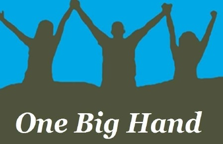 glamping holiday official charity: One Big Hand