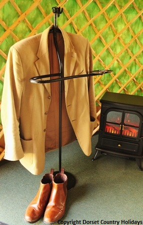 Own your own glamping coatstand