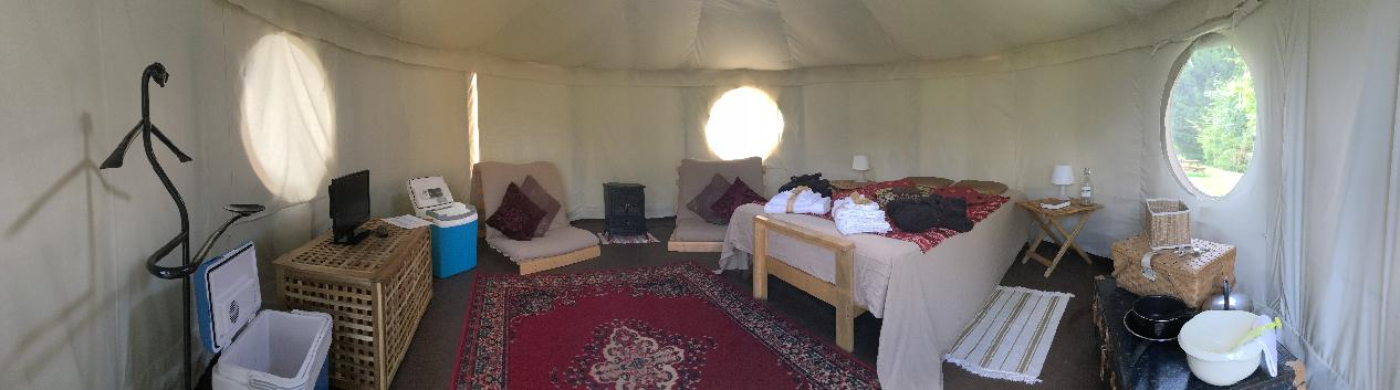 yurt glamping dorset dche.co.uk